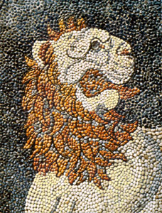 Greek Lion
